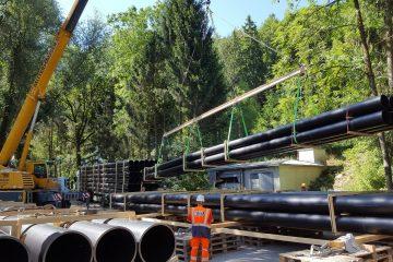 sdr 21 hdpe pipe manufacturer