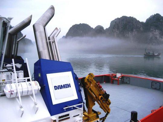 560mm discharge floating dredger pipe