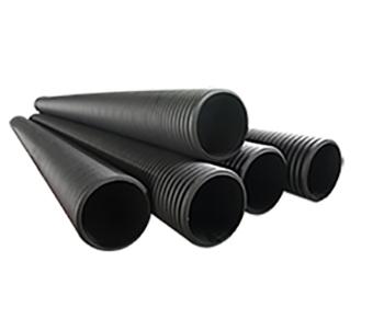 hdpe culvert pipe 400mm sn8