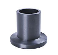 hdpe flange adapter hdpe stub end pe fitting