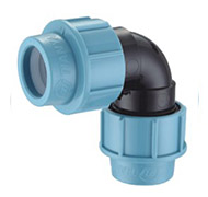 PP COMPRESSION FITTING-elbow190x180