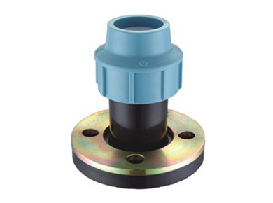 PP COMPRESSION FITTING-flance 390x290