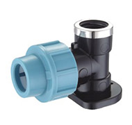 PP COMPRESSION FITTING-flance2190x180