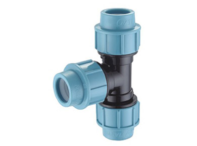 PP COMPRESSION FITTING-tee 390x290