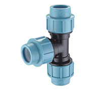 PP COMPRESSION FITTING-tee190x180